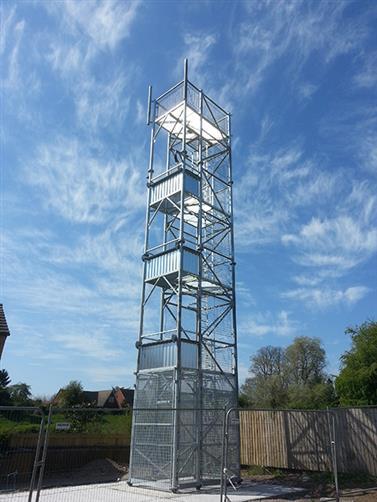 Staffordshire Fire Rescue – Gnossal1