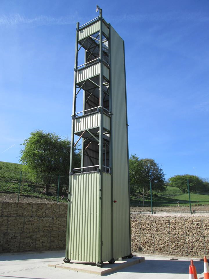 Fire Training Towers